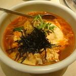 美福苑 - カルビ麺