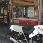 佐々木菓子店 - どう見ても昭和の駄菓子屋