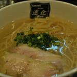 中野汁場 進化 - しおらーめん¥700