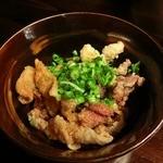 地場飯&地酒 満天 - 鶏の揚げポン 500円