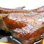 魚河岸 - 煮魚定食【金目の煮付け】