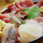 魚河岸 - 海鮮丼