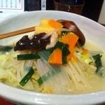 麗江 - 冷やし湯麺