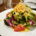 チムニーギオット - サラダ