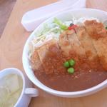 イーストデミ - デミカツ丼