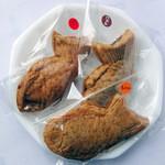 鯛きち - チョコ・いちご・キャラメル