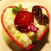 Eguchikaho - 料理写真:ハートのプリン♪