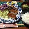 レストラン一力 - 料理写真:ヒレカツ定食