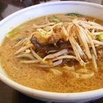 桂山 - モヤシ坦々麺800円