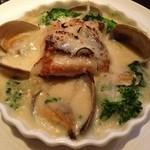 Heart Dinin'Bar &K - 名前忘れたけど、牡蠣のグラタン(^_^)