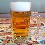 17603570 - とんでん 「生ビール」