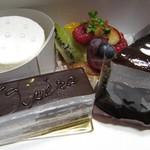 17604741 - ケーキ