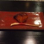 菅井 - 2013/3 焼き物 本鱒の味噌漬け