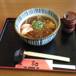 和食処 季龍 - 料理写真:煮かけうどん