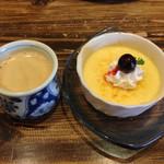 常盤荘別邸 霧島津 - デザートとコーヒー