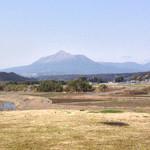 常盤荘別邸 霧島津 - 高千穂峰を眺められます。