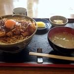 17605456 - 味噌カツ丼 790円