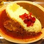 マサカレー - ハーフ&ハーフ(マサカレー+トマトチキン)