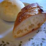 17608279 - パン2種