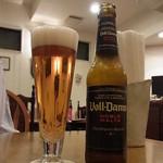 17609925 - スペインビール ヴォルダム♪アルコールは7.5%です(´∀`)