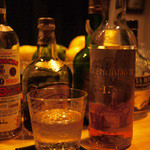 Bar Goat -
