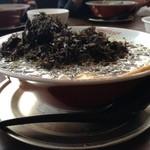 十八代目 哲麺 - 味噌磯のりラーメン