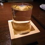 花月 - 冷酒