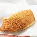 かい - こいのぼり焼のクリーム(通常価格\130)