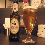 17615194 - イタリアビール モレッティ