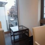 リュモンコーヒースタンド - 2階