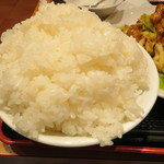 好味来 - ご飯の標高ヨシ!!!!