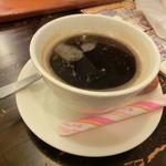 ハイファイブ バーガーズ - 食後のコーヒー。