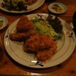 17617199 - 2013.02 魚フライ定食750円