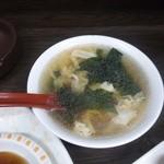 みんみん - スープ