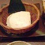 1762534 - 自家製豆腐