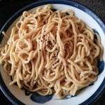 ラーメン亭 我聞 - 辛つけめん(冷麺)