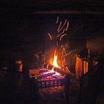 ダルブルズバー - 今宵も暖炉は赤々と〜♬