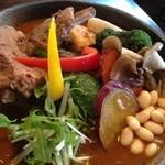 Soup Curry SAMURAI. - 限定アップ