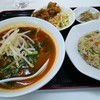 同楽縁 - 料理写真:台湾ラーメン定食