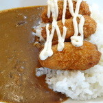 麹町咖喱 - カキフライカレー(ビーフ)