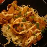 ナンクルナイサ きばいやんせー - ミニ生姜焼き丼 アップ♪