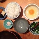 加瀬政 - 鴨の卵の雑炊セット