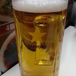 17623700 - 生ビール:350円