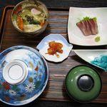 旅館 いさみや - 料理写真:ビジネスクラスの夕食