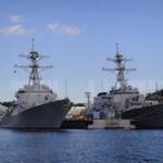 TSUNAMI - イージス艦