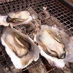 島田水産 - いい香りが漂います