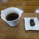 棚田倶楽部 - たんぽぽコーヒー(300円)