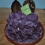 PATISSERIE FOUR - 紫芋のモンブラン