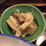 みちのく - 小鉢の煮物