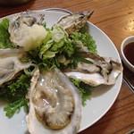 かっちゃんラーメンSP - 生牡蠣